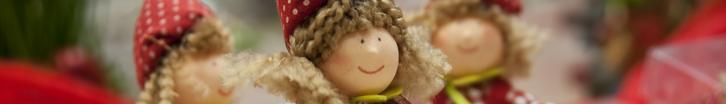 Teddys und Puppen