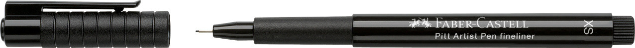 PITT Artist pen Tuschestift XS schwarz 0,1mm