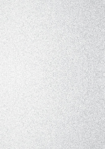Glitterkarton A4 weiß