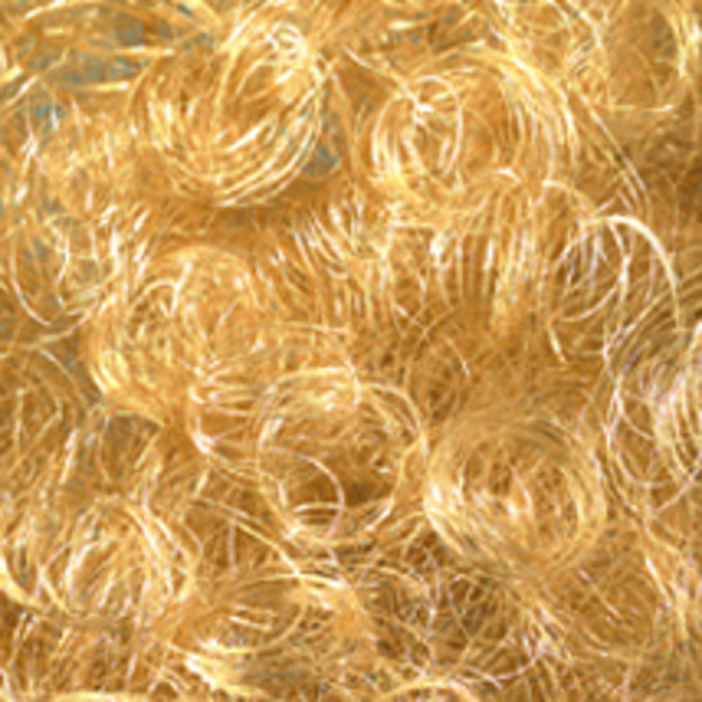 Flower - Hair gold