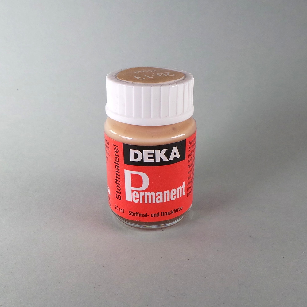 Stoffmalfarbe Hautfarbe Deka-Permanent 25ml