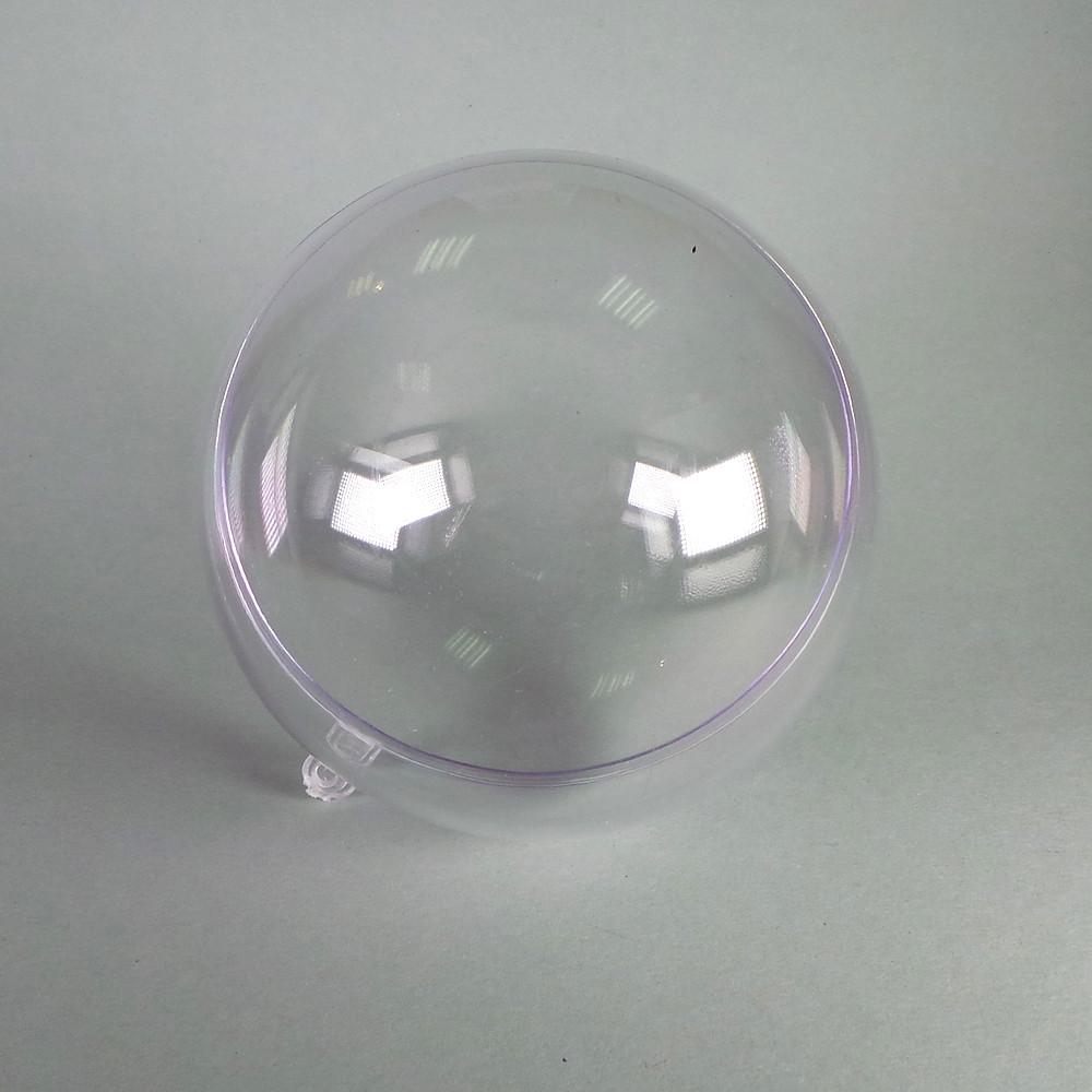 Kunststoffkugel klar 10cm