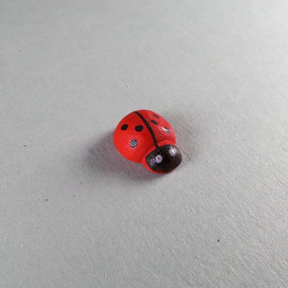 Marienkäfer 13 x 10mm