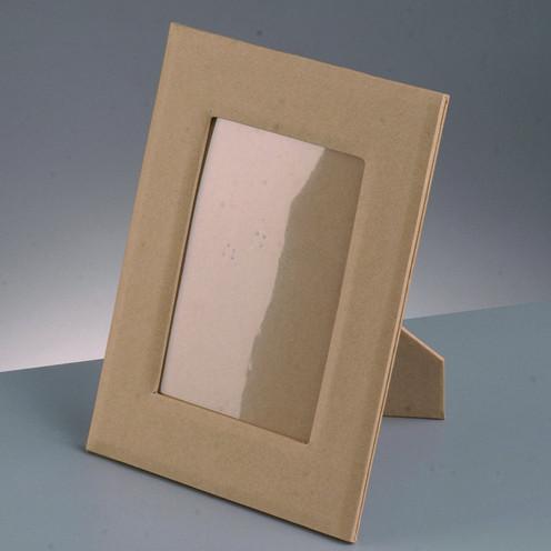 papp fotorahmen mit ausschnitt 20 x 14 5 cm hobbymade shop. Black Bedroom Furniture Sets. Home Design Ideas