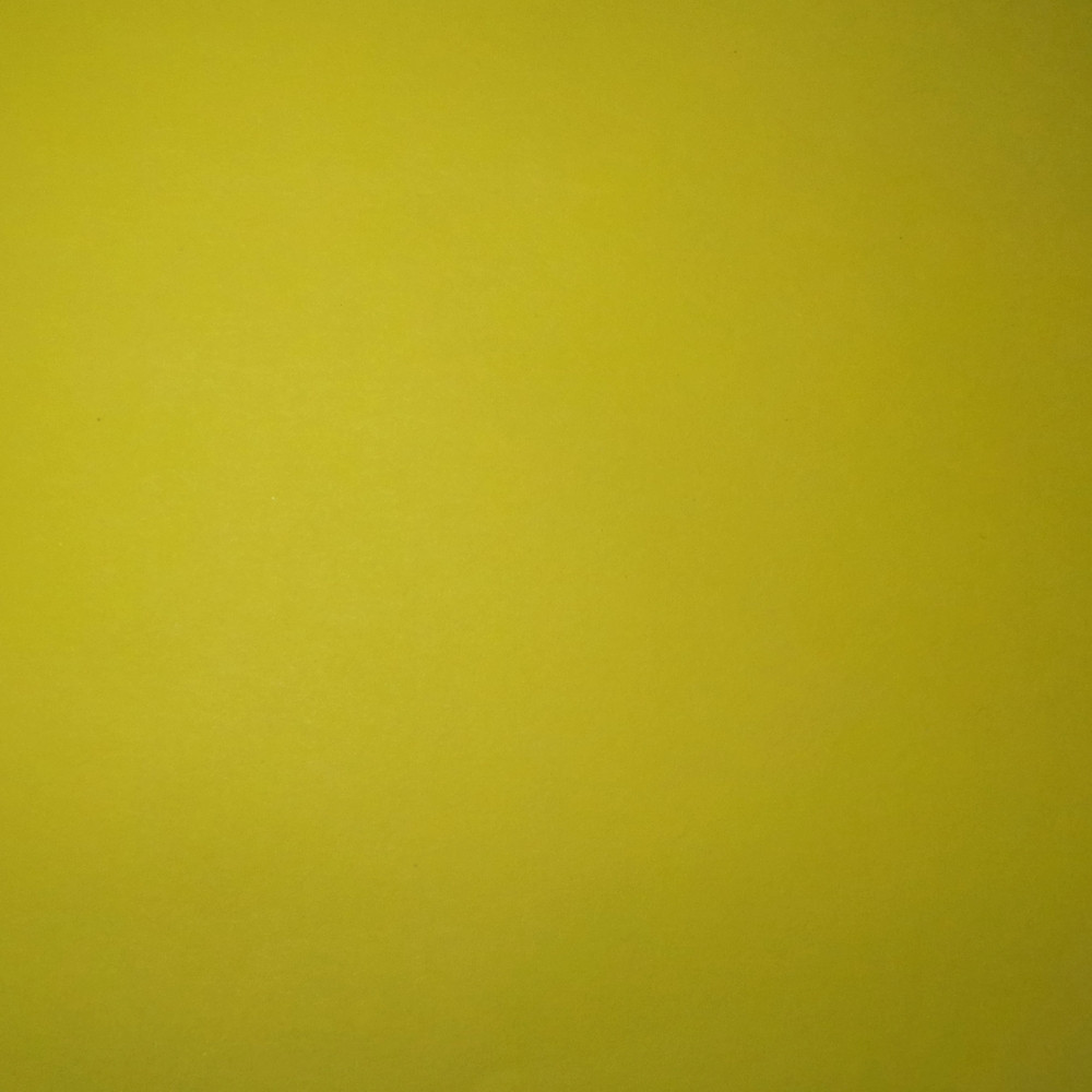 Tonpapier sonnengelb 50x70cm 130g/m²