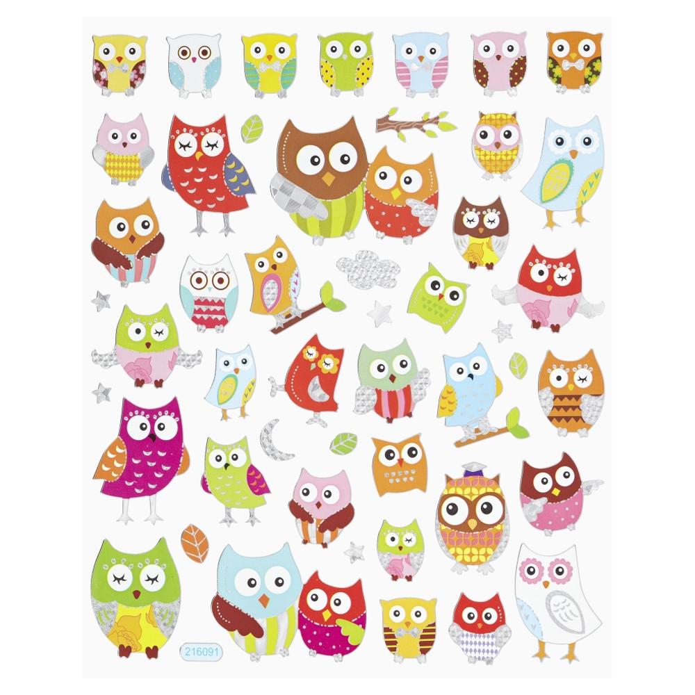 HOBBY-Design Sticker Eulen