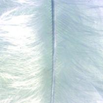 Marabufeder weiß