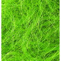Sisalwolle grün