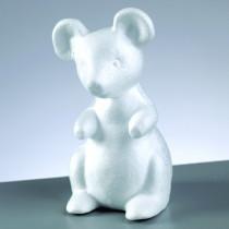 Styroporfigur Maus