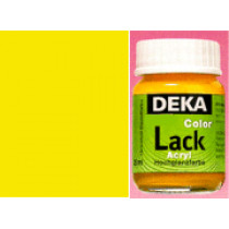 DEKA ColorLack Sonne 25 ml