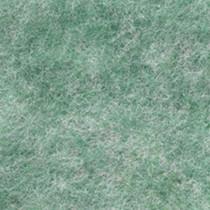 Filz dunkelgrün meliert