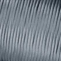 Kordel-Satin grau 2mm