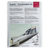 Graphitpapier Durchschlagpapier Kohlepapier A4