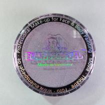 Theaterschminke Perlglanz-Silber 20ml