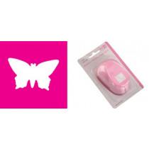 Motivstanzer Schmetterling 3XL ~7,5cm