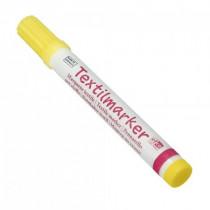 Textilstift hellgelb für Stoff