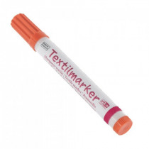 Textilstift orange für Stoff