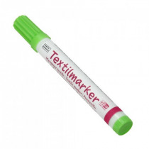 Textilstift hellgrün für Stoff