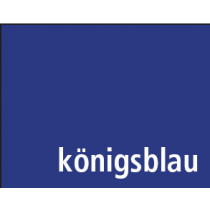 Heyda Fotokarton königsblau 50x70cm 300g/m²