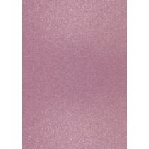 Glitterkarton A4 rosa