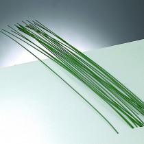 Steckdraht grün 0,8mm