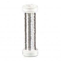 Kupferdraht versilbert 0,18mm