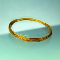Schmuckdraht gold 0,4 mm