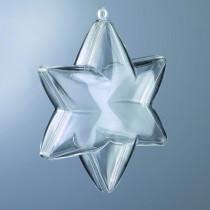 Stern Kunstoff glasklar teilbar