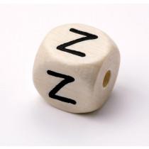 Schnullerketten Buchstabenwürfel Z