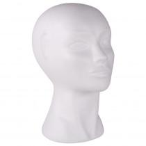 Styroporkopf weiblich