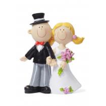 Hochzeitspaar 9cm