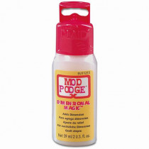 ModPodge 3D Lack transparent  59ml