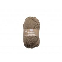 Wolle Premium 50g 140m braun