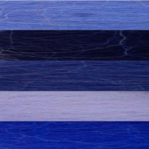 Filzwolle Kammzug 50g Blautöne