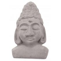 Gießform Buddhakopf 15x24x4,5cm