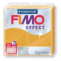 Modelliermasse FIMO® Effect metallic gold 57g