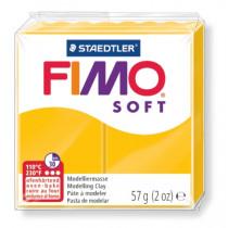 Modelliermasse FIMO® Soft sonnengelb 57g