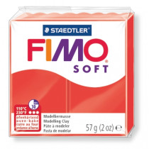 Modelliermasse FIMO® Soft rot 57g