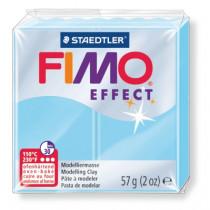 Modeliermasse FIMO® Effect glitter aqua 57g