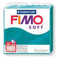 Modelliermasse FIMO® Soft pazifikblau 57g
