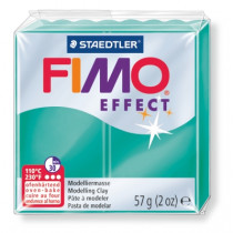 Modeliermasse FIMO® Effect minze 57g