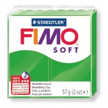 Modelliermasse FIMO® Soft topicgrün 57g
