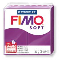 Modeliermasse FIMO® Soft purpurviolett 57g