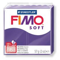 Modelliermasse FIMO® Soft pflaume 57g