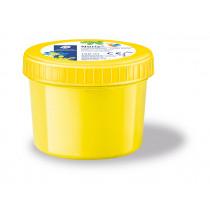 Fingerfarbe Noris von Staedtler 100ml gelb