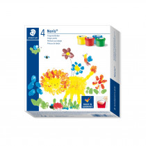 Fingerfarbe 4er Set Noris von Staedtler
