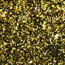Dekoglitter gold