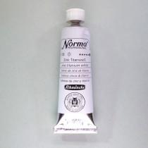 Ölfarbe Norma Zink-Titanweiß 35ml