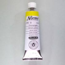 Ölfarbe Norma Zitronengelb 35ml