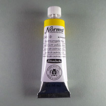 Ölfarbe Norma Kadmiumgelb mix 35ml